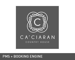 Ca' Ciaran Country House utilizza Hoasys